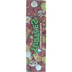 "Santa Cruz Skateboards MOB TMNT Pizza Dudes Griptape - 9"" x"