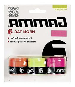 Gamma Sports Neon Tac Overgrip