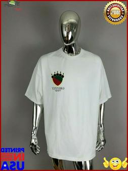 New Men's Diamond Supply Co X Grizzly Grip Tape White T Shir