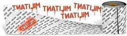New Mini Logo Militant Black Skateboard Griptape 10.5 x 35.5