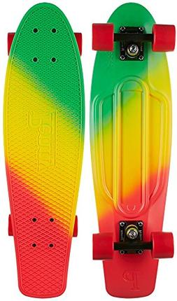 nickel fade complete skateboard