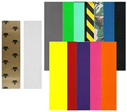 Black Diamond Old School Grip tape Sheet Black 10 x 34