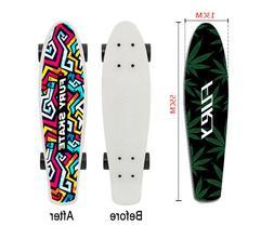 Penny Board Sticker Antislip Special Design Friction Single