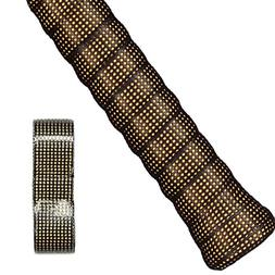 FJZ Perforated Super Absorbent and Anti-Slip Racket Grip for