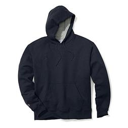 Champion Men's Powerblend Sweats Pullover Hoodie Navy XL