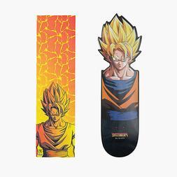 Primitive Dragon Ball Z Goku CNC Cruiser Skateboard Deck & G