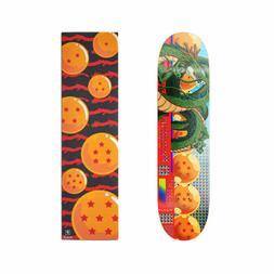 "Primitive Dragon Ball Z Shenron 7.8"" Skateboard Deck with Gr"