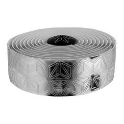 Supacaz Prizmatik Bar Tape Grips & Tape Prizmatik Platinum 2