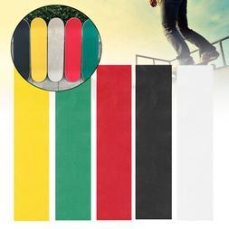 Professional Skateboard Deck Sandpaper Grip Tape Griptape Sk
