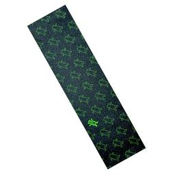 Grizzly Professional Stamp Print  Skateboard Tape Sheet Grip