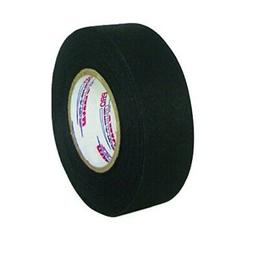 Proguard Cloth Hockey Tape, 1-Inch x 15-Yard, Black