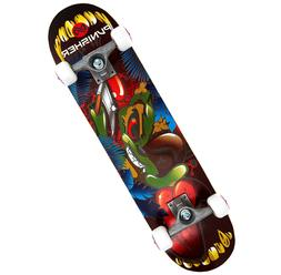 Punisher Ranger 31 in. Double Kick Complete Skateboard