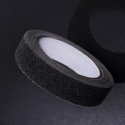 PVC Anti Slip Traction Gritty Grip Tape Black Kitchen Path S