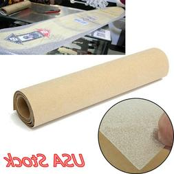 PVC Clear Longboard Skateboard Thickened Griptape Sticker Gr
