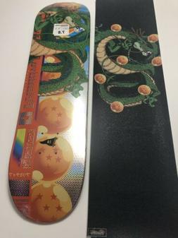 RARE Primitive x Dragon Ball Z SHENRON Skateboard Deck + EXC