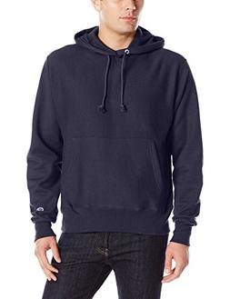 Champion LIFE Men's Reverse Weave Pullover Hoodie, Navy, 3XL