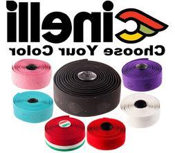 Cinelli Ribbon Cork Road Bike Handlebar Grip Tape Wrap Assor