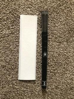 Black Widow Round Standard Golf Grip + Grip Tape