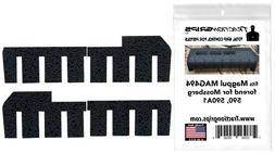 Tractiongrips rubber grip tape fits Magpul Forend for Mossbe