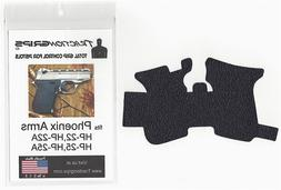 Tractiongrips rubber grip tape for Phoenix Arms HP-22, HP-25