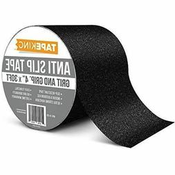 """Safety Anti Slip Tape Rubberized 4"""" X 30' Roll Non Skid Stai"""