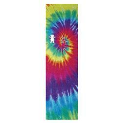 Grizzly Single Sheet Tie Dye Griptape Skateboarding Grip tap