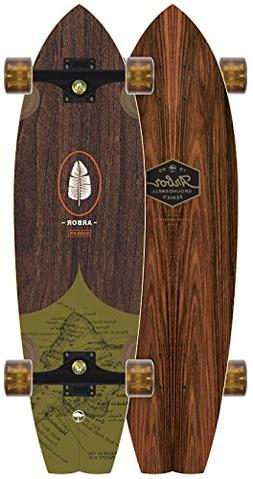 Arbor Sizzler Groundswell 2018 Complete Longboard Skateboard