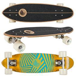 "Flybar Skate Cruiser Boards – 24"" – 27.5 Strong 7 Ply"