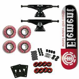 "Element Skateboard Complete Section 7.75"" Tensor Trucks Elem"