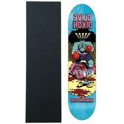 "Birdhouse Skateboard Deck Dixon Vices 8.25"" with Mob Griptap"