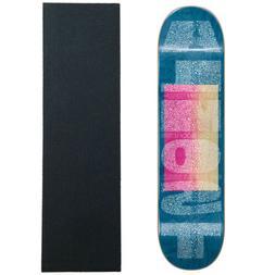 "Almost Skateboard Deck Fat Font Pro Facchini 8.375"" with Gri"