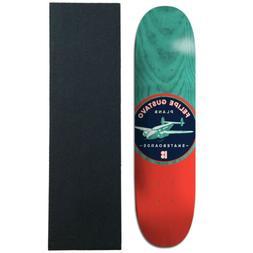 "Plan B Skateboard Deck Felipe Sign 8.3"" With Griptape"