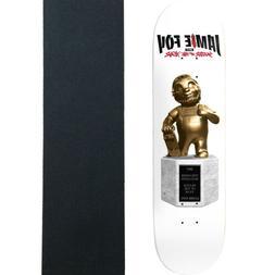 """Deathwish Skateboard Deck Foy Big Boy Trophy 8.0"""" with Jessu"""