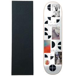 "Almost Skateboard Deck Fragments Amrani 8.375"" with Griptape"
