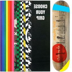 "CHOCOLATE Skateboard Deck MJ JOHNSON HIGH DESERT 8.125"" with"