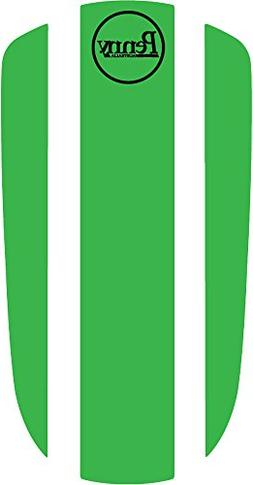 Penny Original Skateboard Deck Panel Stickers - Green / Fits