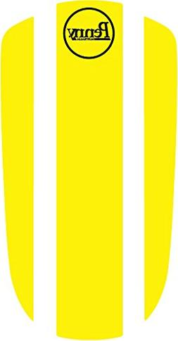 Penny Original Skateboard Deck Panel Stickers - Yellow / Fit