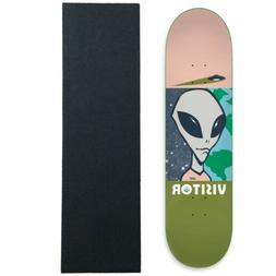 skateboard deck visitor tourist lrg 8 25