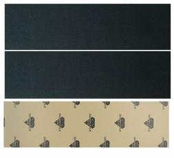"Black Diamond Skateboard Grip Tape Black 9"" x 33"" Griptape 3"