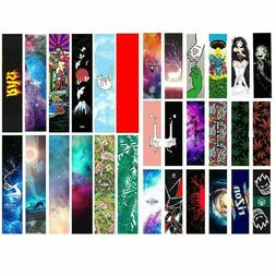 Skateboard Grip Tape Graphic Skateboard Sandpaper Longboard