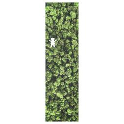 "GRIZZLY Skateboard Grip Tape KUSH CUT SATIVA 9"" x 33"" gripta"