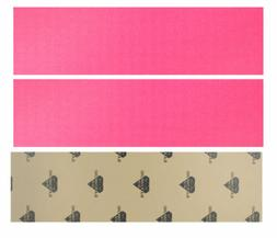 "Black Diamond Skateboard Grip Tape Pink 9"" x 33"" Griptape 3"