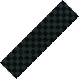SKATEBOARD GRIP TAPE SHEET Black Checkers PRO Free Ship