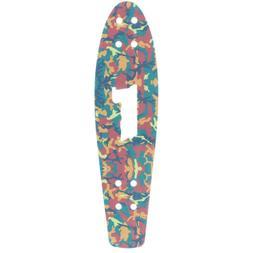skateboard griptape 27 camo playground for nickel