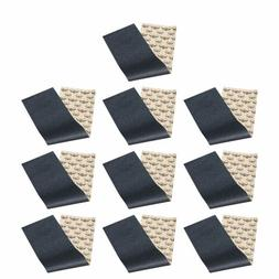 JESSUP SKATEBOARD GRIPTAPE 5 Sheets of BLACK 9""