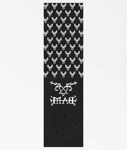 Element Skateboard Griptape BAM HIM Heartagram Tattoo Black/