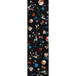 "Almost Skateboard Griptape Cat Wallpaper Multi 9"" x 33"""
