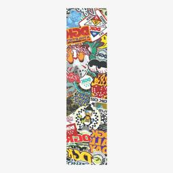 """DGK Skateboard Griptape Covered Graphic Grip Tape 9"""" x 33"""""""