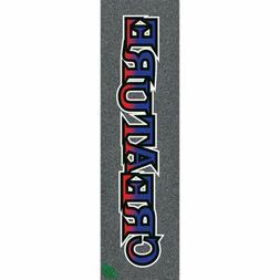 Mob Skateboard Griptape Creature Long Logo Grip Tape Sheet 9