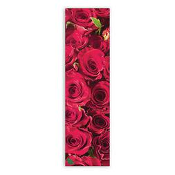 """Mob Skateboard Griptape Graphic Roses are Red 9"""" x 33"""" Grip"""